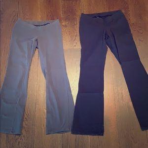 2 Bump Start Maternity Yoga pants size S/P